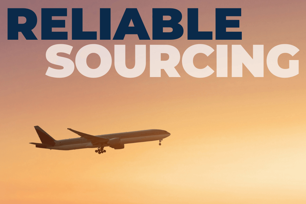 Aviation Sealant Sourcing Services