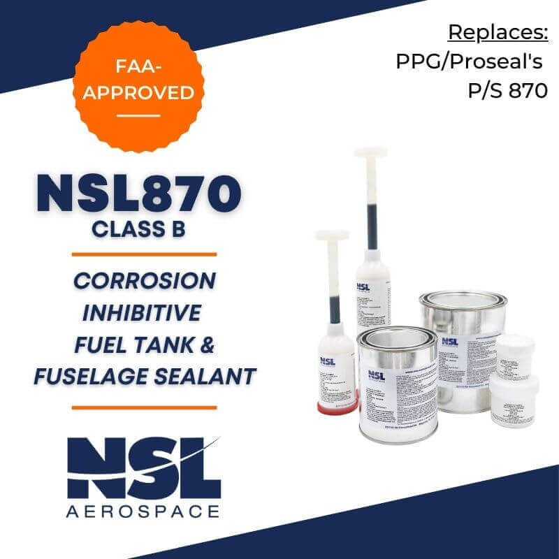 NSL870 Class B - PMA Replacement for P_S870 Cl