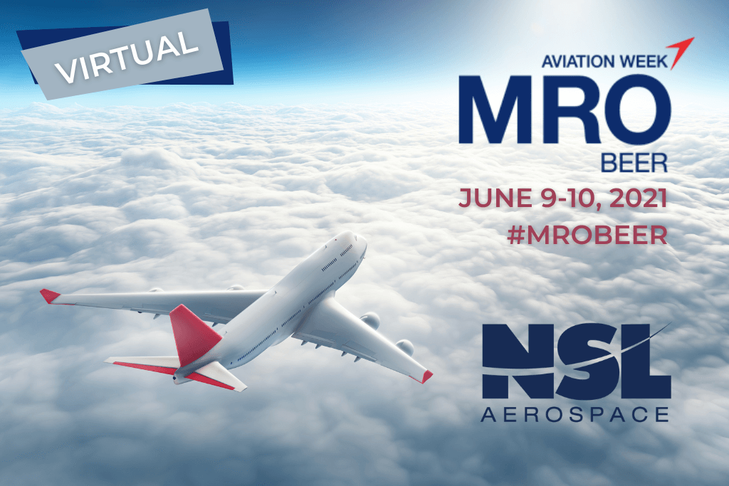 MRO BEER Aviation Conference 2021 from June 9-10